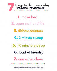 how to keep your house clean keep your house clean in about 45 minutes a day house organizing