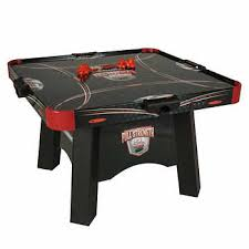 outdoor air hockey table atomic 4 player air hockey table