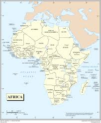 Maps Of Africa by Impressum