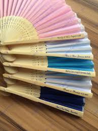 paper fans bulk custom silk fans personalised weeding fans 0 80 silk fans