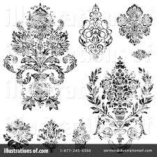 victorian design elements victorian design elements royalty free
