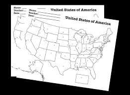 a usa map with states and capitals fellowes idea center ideas for school worksheets maps usa