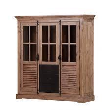 Esszimmerst Le Holz Massiv Standvitrine Von Maison Belfort Bei Home24 Kaufen Home24
