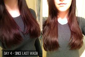 wavy hair after three months 3 month update the ultimate water only hair washing routine no