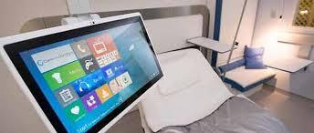 chambre high tech le high tech au service du patient le point