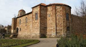 historical castles colchester castle norman connections discover norman history