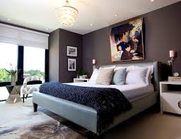 gray and purple bedroom walls blue grey yellow ideas for glam home