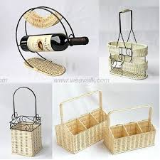 wine baskets rattan wine baskets buy wine basket product on alibaba
