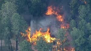 Fires In Denver by More Homes Burn On Day 2 Of Black Forest Fire Cbs Denver