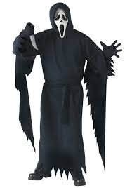 collectors ghost face scream costume halloween costumes