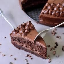 chocolate zucchini cake vegan gluten free recipe refined sugar