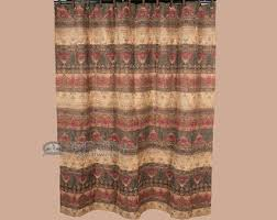Southwest Shower Curtains Plush Luxury Southwestern Shower Curtain Sc4