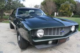 1969 chevrolet camaro zl 1 1969 chevy copo camaro zl1 427 clone cars zone