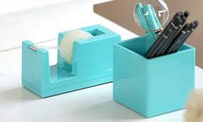 Colorful Desk Accessories Office Desk Accessories Three Styles At Home With Vallee