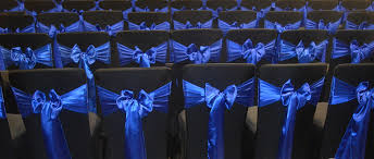 blue chair covers wedding chair covers ipswich suffolk chair covers