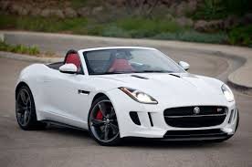 jaguar cars car picker white jaguar f type