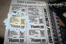 tony and jacky hair cut price oh so lovelyy seriously fml