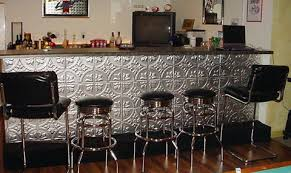 Tin Ceiling Panels by Diy Maven New Uses For Tin Ceiling Tiles