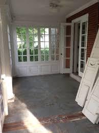 enclosed porch floor color paint