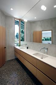 Bathroom With Mirrors 13 Beautiful Bathrooms With Large Mirrors