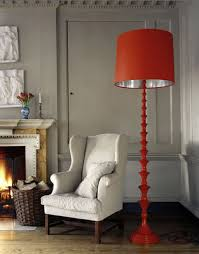 Orange Floor Lamp A Floor Lamp With Style Little Green Notebook