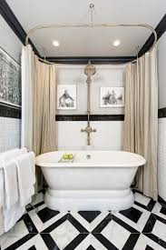 bathroom attractive awesome black and white bathroom ideas black