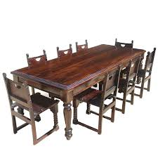 Dining Room Sets Solid Wood by 28 Solid Wood Dining Room Sets Large Rustic Solid Wood