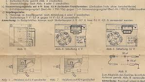 blaupunkt frankfurt 12v to 6v conversion uk vintage radio repair