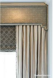 Contemporary Valance Ideas Best 25 Cornice Boards Ideas On Pinterest Curtains With Valance
