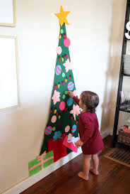 7 toddler friendly diy christmas trees diy christmas tree diy