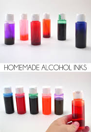 homemade alcohol inks homemade alcohol homemade and big