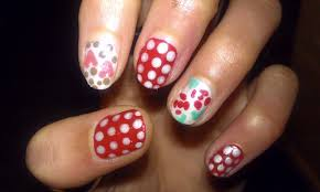 valentine day nail designs idea how decorate nails simple nail