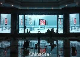 Outdoor Mesh Curtains Commercial Event Led Video Wall Screen Display Outdoor Mesh Screen