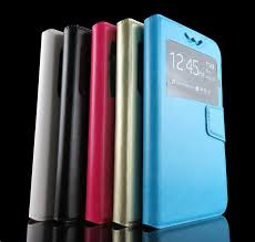 android cases new pu leather cases cover for geotel note smartphone mobile phone