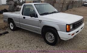 dodge mitsubishi truck 1990 dodge ram 50 pickup truck item i9338 sold april 1