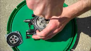 sea doo carb cleaning youtube