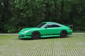 porsche green 2004 porsche 996 gt3 mk ii coys of kensington