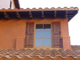 46 best tuscan shutters images on pinterest exterior shutters