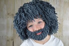Halloween Hobo Costume Wig Beard Hat Halloween Costume Color Hobo Mad Scientist Rasta