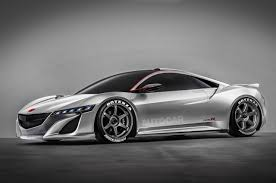new honda sports car honda nsx type r under consideration autocar