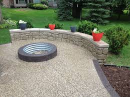 Patio Pictures Ideas Backyard Best 25 Exposed Aggregate Ideas On Pinterest Driveway Border