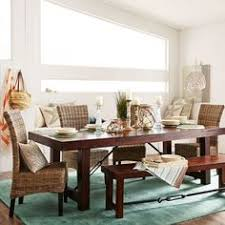 Pier One Kitchen Table by Build Your Own Tobacco Brown Dining Collection Dining Sets