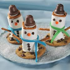 snowman marshmallows marshmallow snowmen nestlé best baking