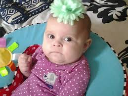 Angry Baby Meme - make this angry baby a meme i dare you