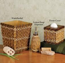 Bamboo Home Decor by Bathroom Palm Tree Bathroom Decor Dragonfly Bathroom Decor