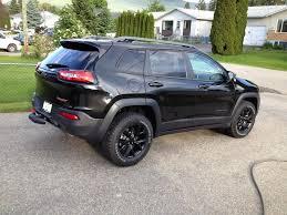 jeep cherokee trailhawk custom car picker black jeep cherokee
