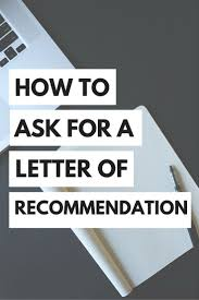 Character Letter Of Recommendation For A Student 21 Best Letters Of Recommendation Images On Pinterest Graduate