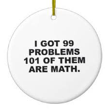 20 math problem ceramic christmas decorations zazzle co nz