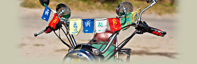 Prayer Flags Diy Tibetan Mini Prayer Flag As Vehicle Accesory Omalaya