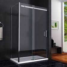 shower enclosure sliding door aica bathrooms